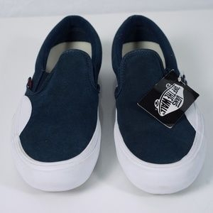 Vans Slip On Pro Shoes with Ultra Cush